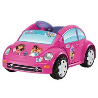 Power Wheels Dora and Friends Volkswagen New Beetle by Fisher-Price