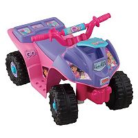 Power Wheels Dora and Friends Lil' Quad by Fisher-Price
