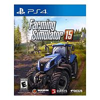 Farming Simulator 15 for PlayStation 4