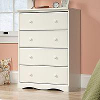 Sauder Pogo 4-Drawer Dresser
