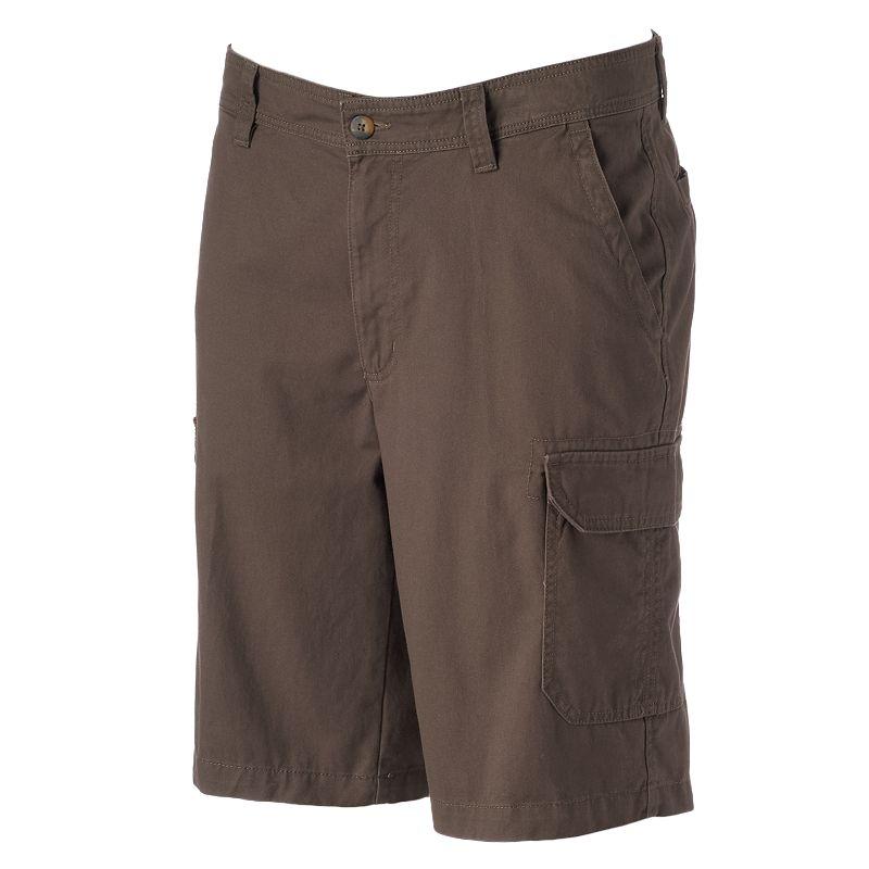 Men's Columbia Omni-Shade Outer Terrain Performance Cargo Shorts