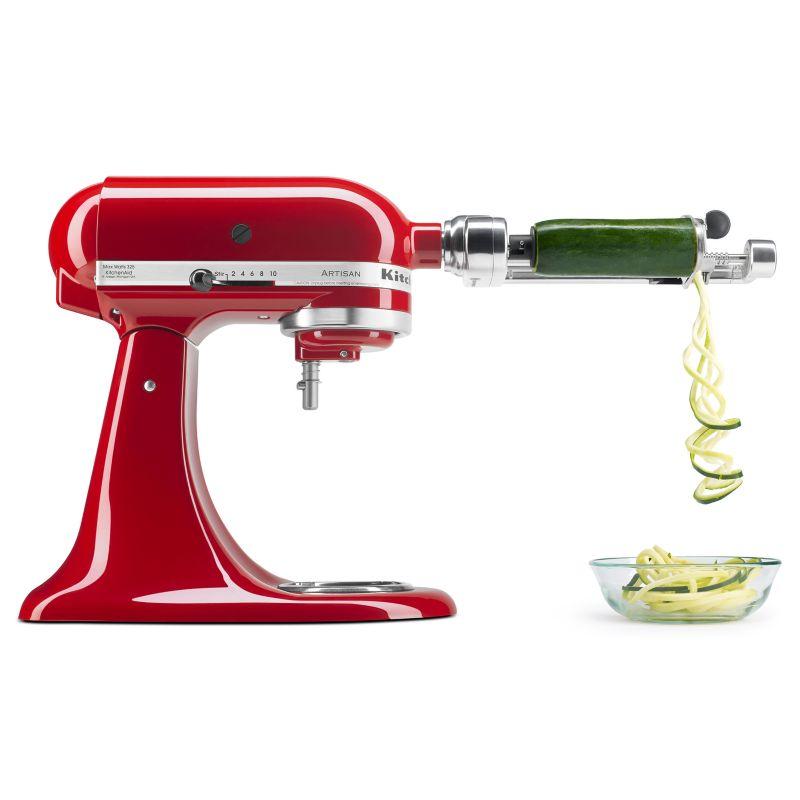 Vegetable Spiralizer Walmart  Search -> Kitchenaid Spiralizer