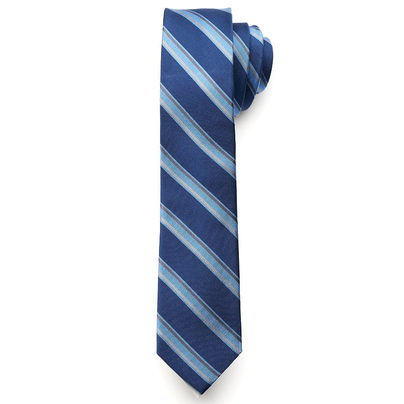 Dockers Battery Street Samual Striped Skinny Tie - Men