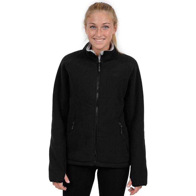 Women's Champion Sherpa-Lined Fleece Jacket