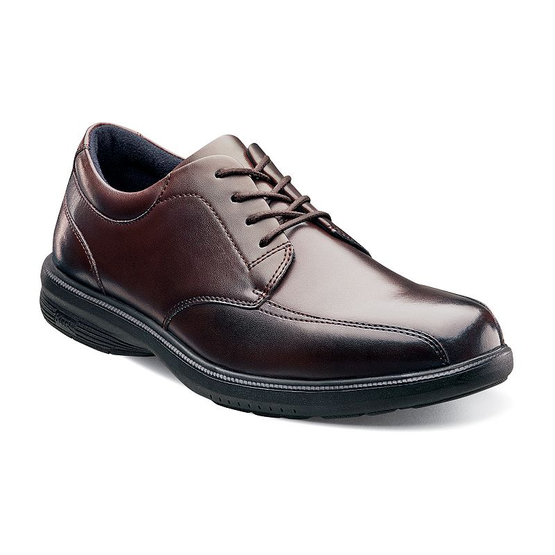Nunn Bush Mulberry St. Men's Oxford Bicycle Toe Dress Shoes
