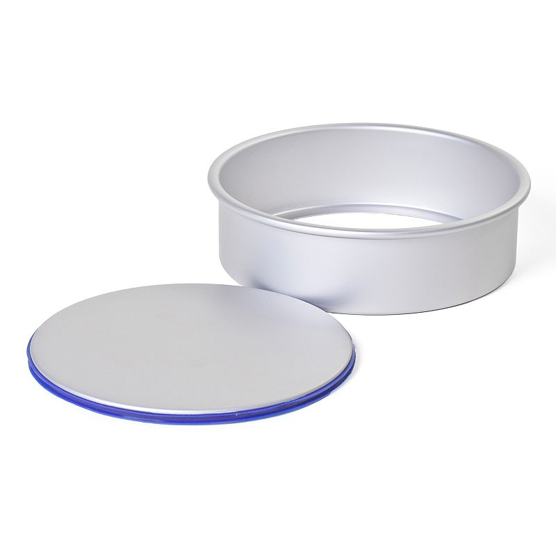 PushPan 8-in. Round Push Cake Pan