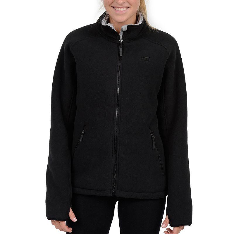 Plus Size Champion Sherpa-Lined Jacket
