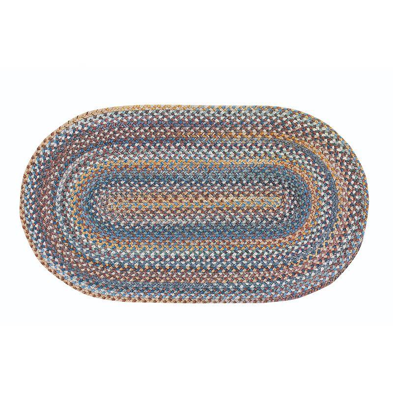 Capel Hawk Hills Reversible Braided Rug