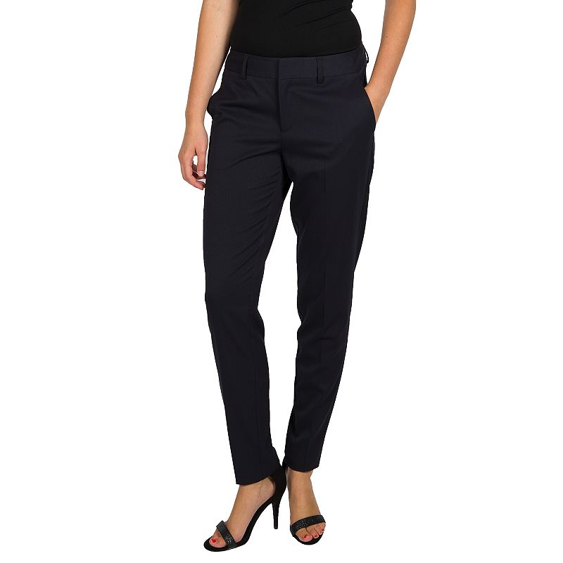Women's Harve Benard Slim Dress Pants