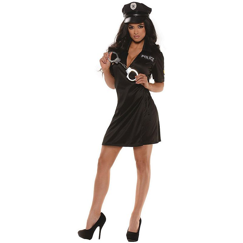 Pull Over Police Costume - Adult Plus