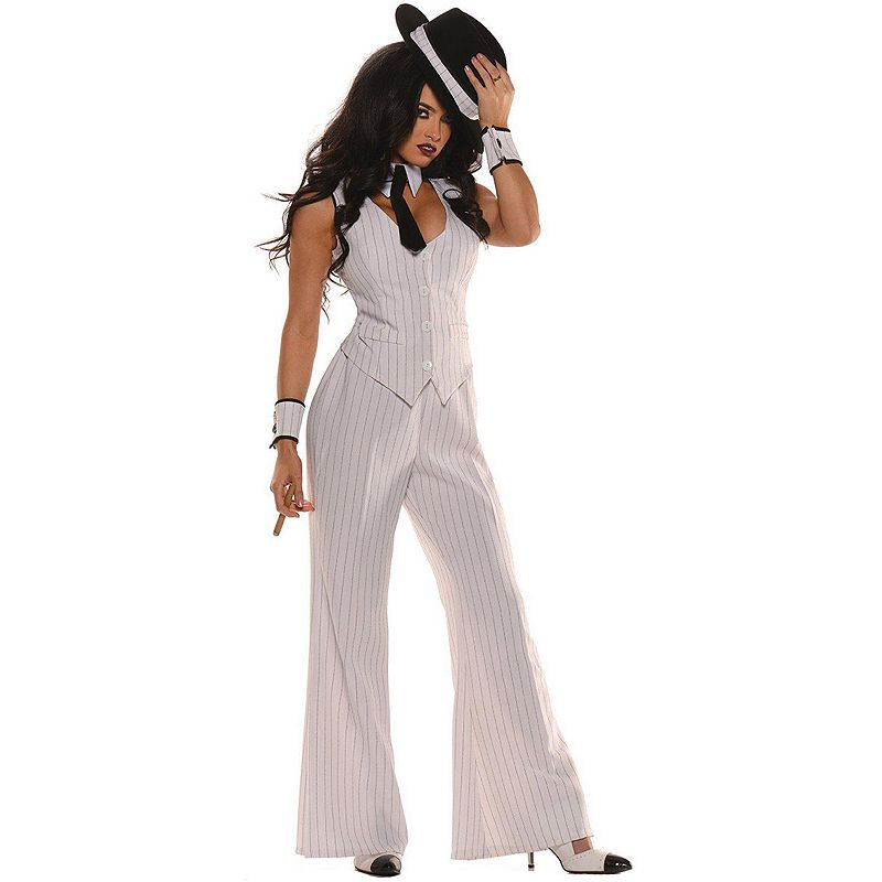 Mob Boss Gangster Costume - Adult
