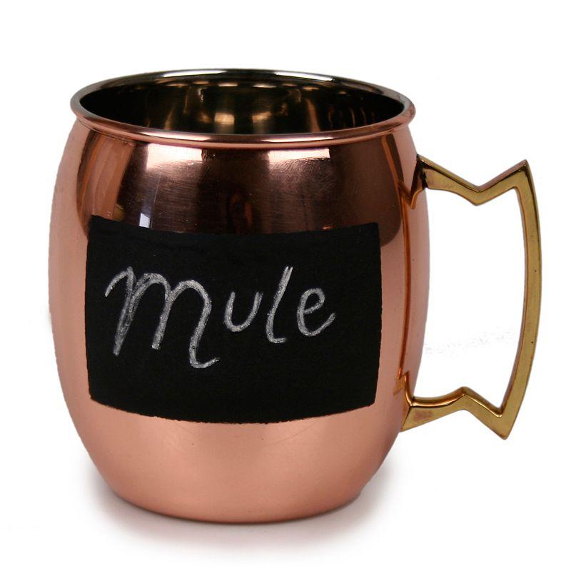 Jodhpuri 16-oz. Moscow Mule Chalkboard Mug
