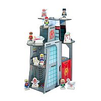 Teamson Kids Hero Center Table Top Play Set
