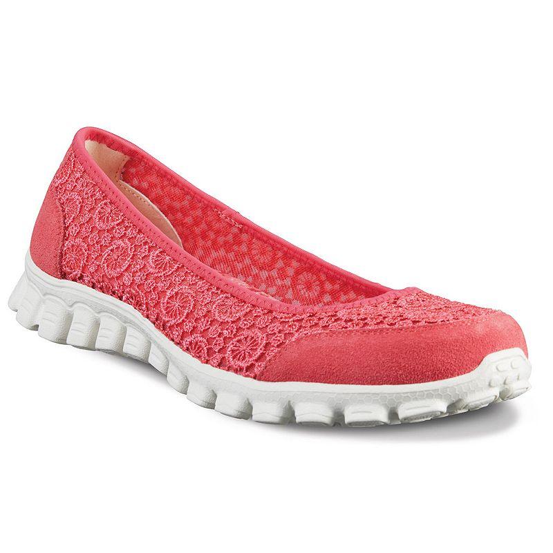 Skechers EZ Flex 2 Crochet Mesh Women's Slip-On Shoes