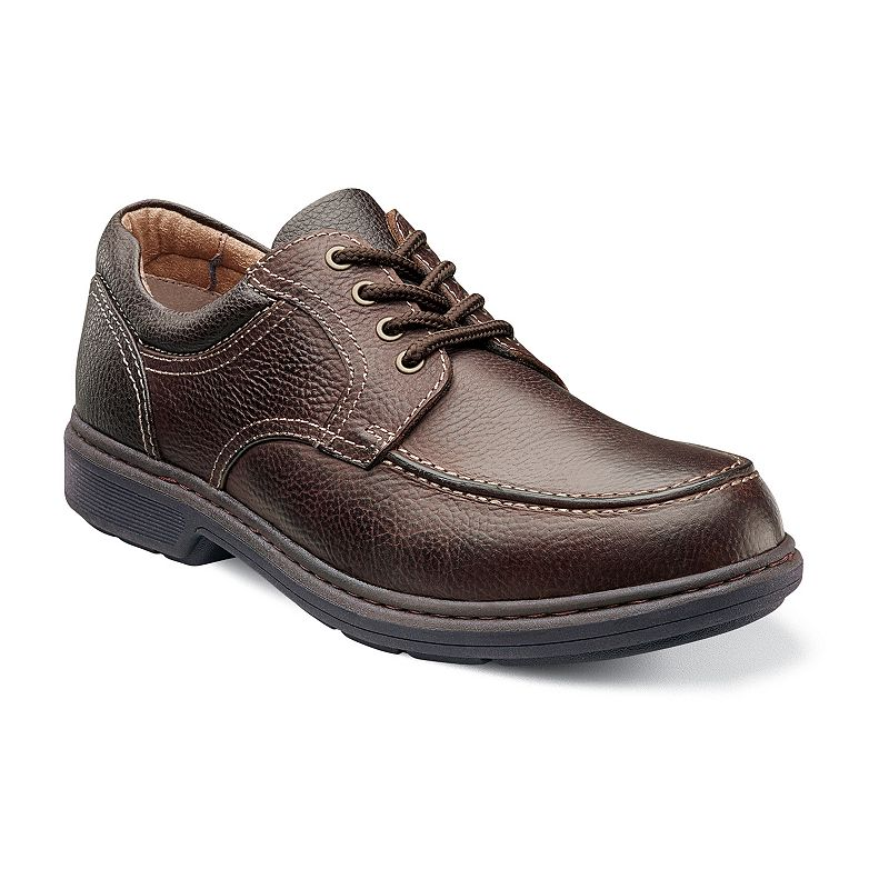 Nunn Bush Wayne Men's Oxford Moc Toe Casual Shoes