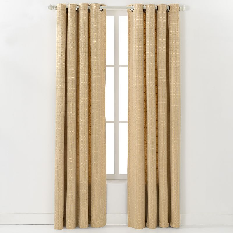 Spencer Spool Weave Curtain Dealtrend - spencer home decor curtains