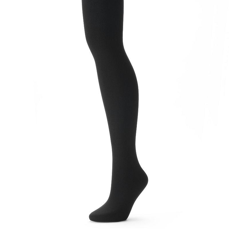 Apt. 9® Plush Fleece Lined Tights