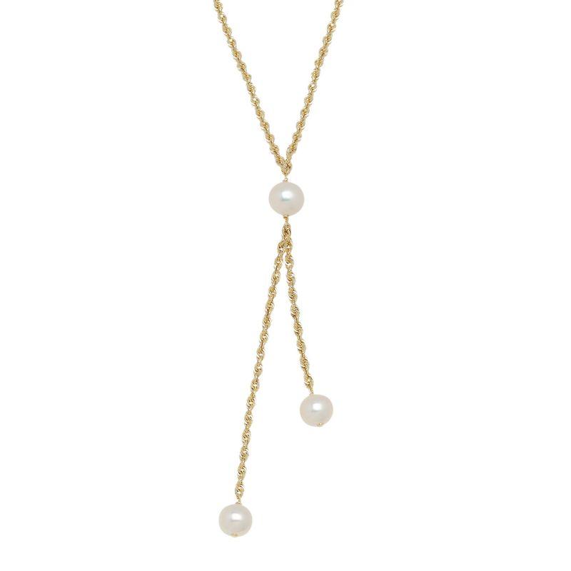 gold lariat necklace kohl s