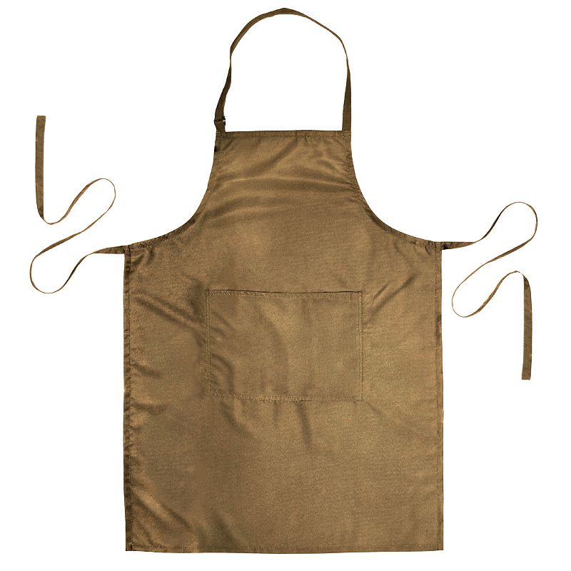 Watershed Rich Suede Apron