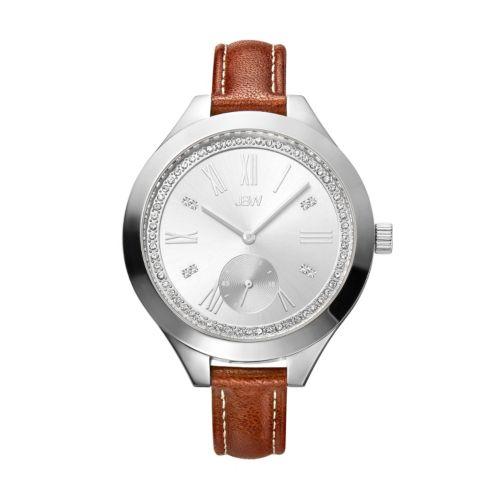 JBW Women's Aria Leather Watch