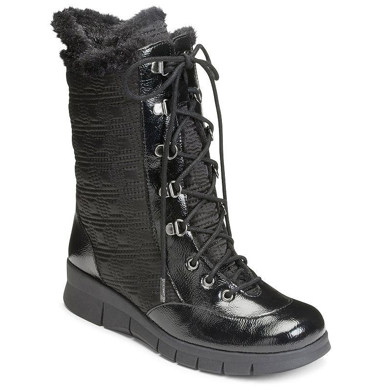 A2 by Aerosoles Enamel Women's Water Resistant Winter Boots