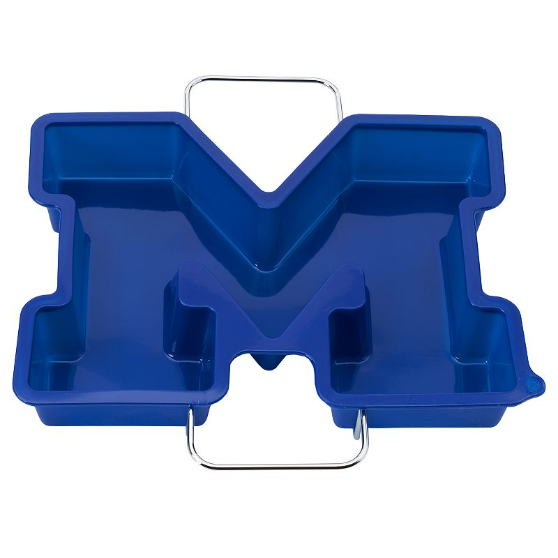 Michigan Wolverines Cake Pan
