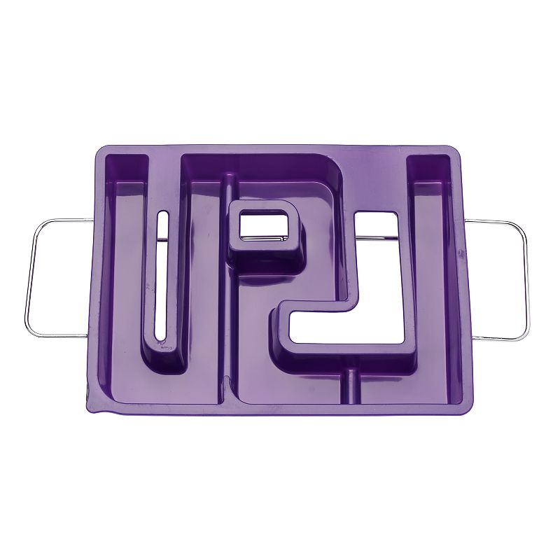 LSU Tigers Logo Pan