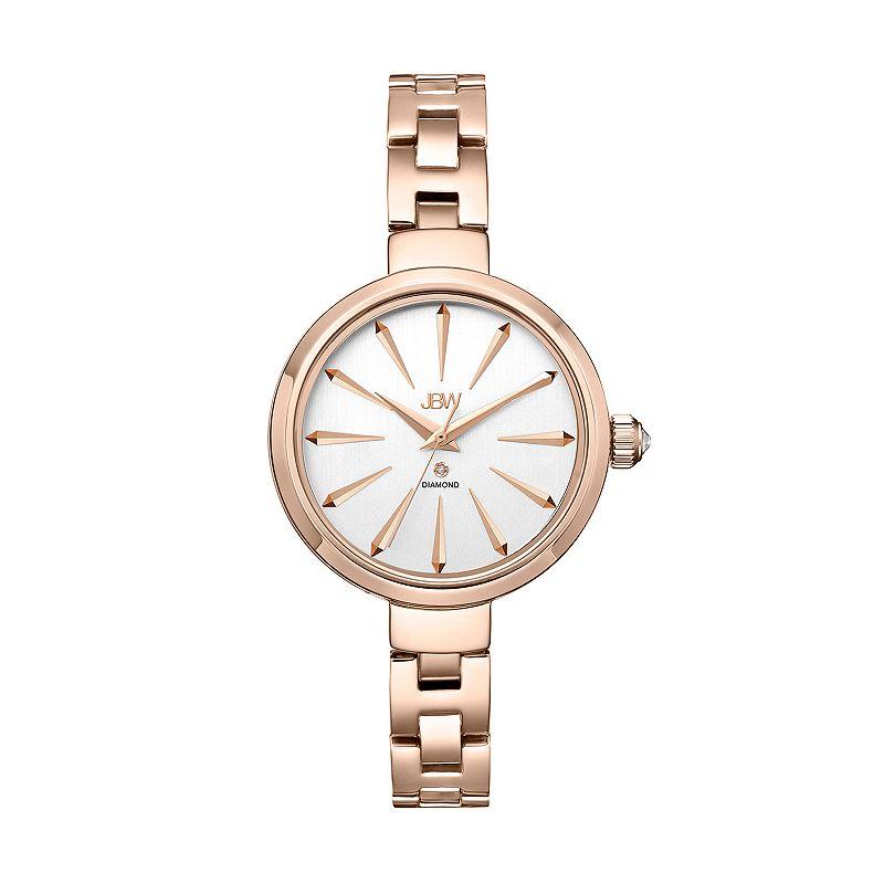 JBW Women's Emerald Stainless Steel Watch