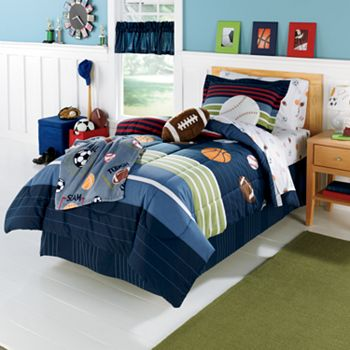 Jumping Beans MVP Bed Set