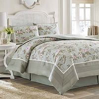 Laura Ashley Lifestyles Avery Comforter Set