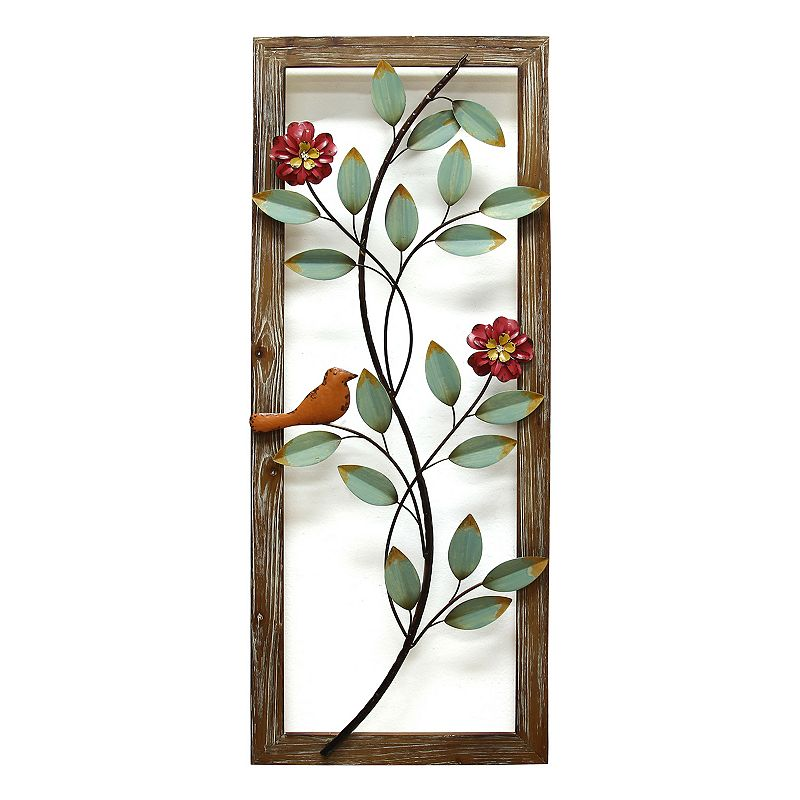Kohls Home Decor Wall Art ~ Stratton home decor framed birds i wall art