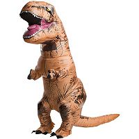 Jurassic World Inflatable T-Rex Costume - Adult