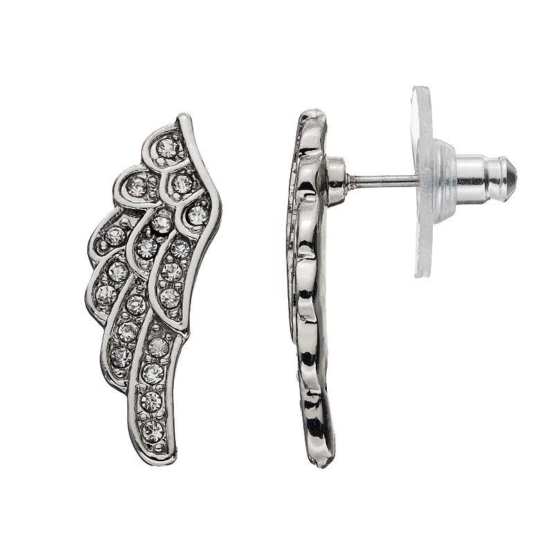 Juicy Couture Wing Stud Earrings