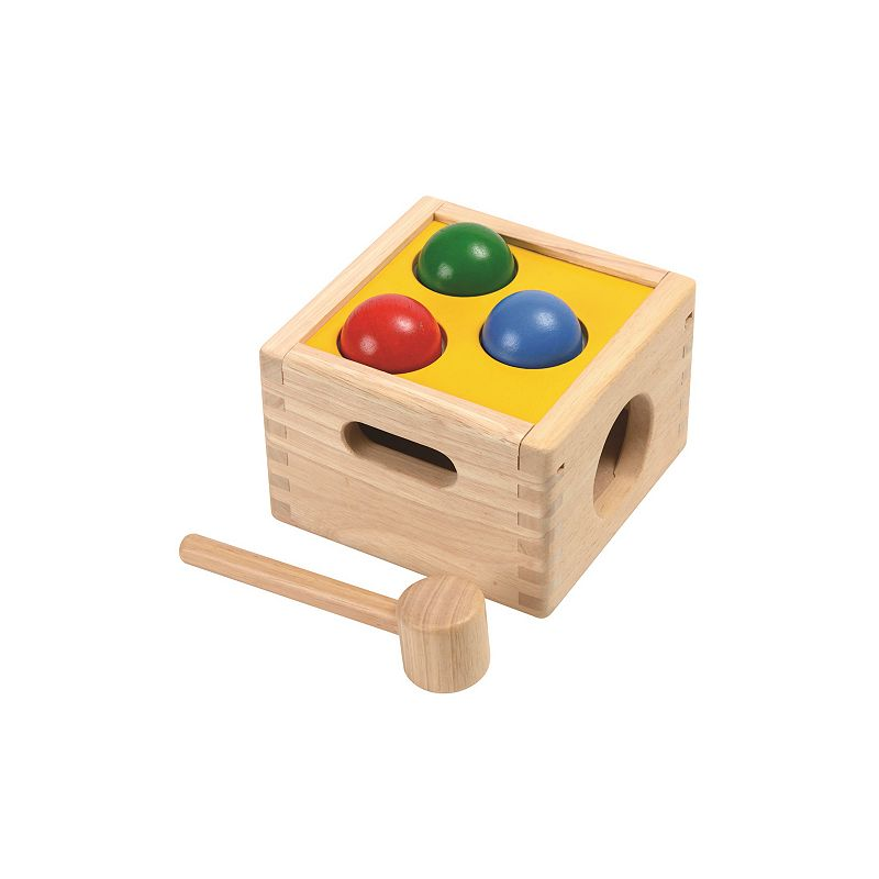 Plan Toys Punch & Drop Game