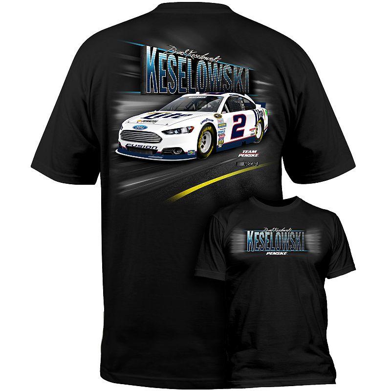 Men's NASCAR Brad Keselowski Speed Freak Tee