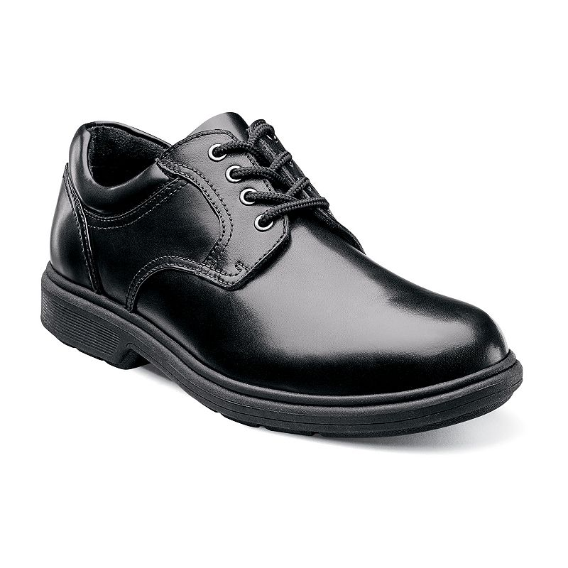 Nunn Bush Waterloo Oxford Plain Toe Waterproof Casual Shoes