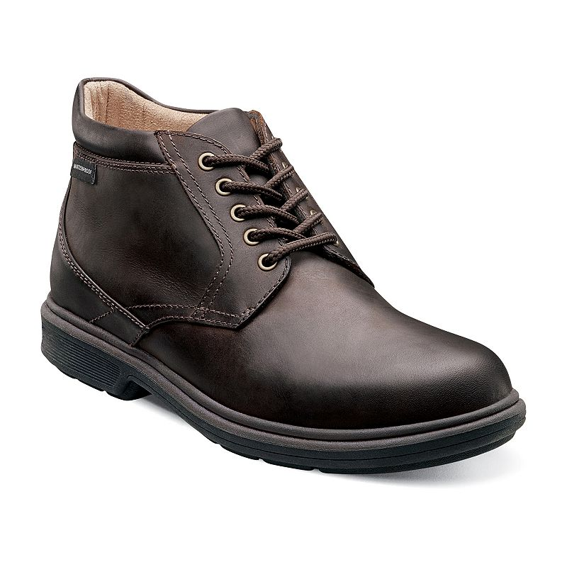 Nunn Bush Webb Lake Men's Plain Toe Waterproof Casual Boots