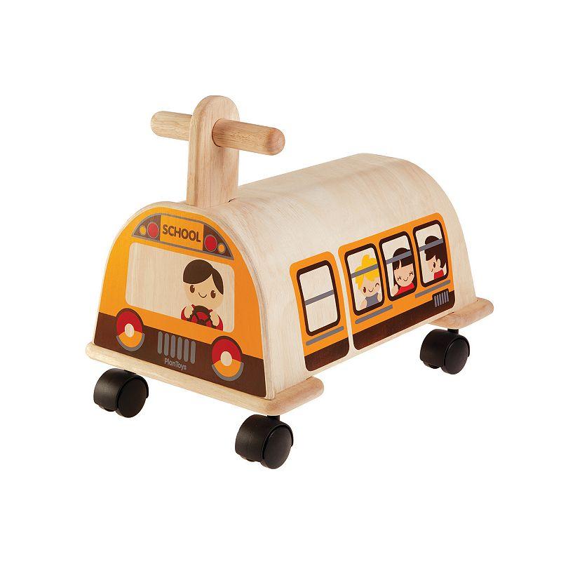 Plan Toys Electro Bus Ride-On