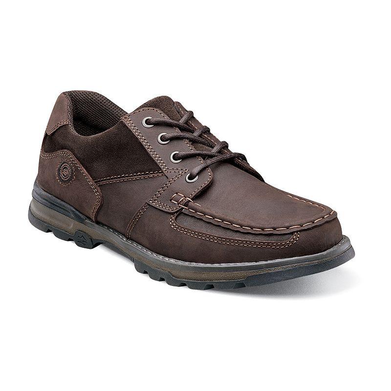Nunn Bush Plover Men's Oxford Moc Toe Casual Shoes
