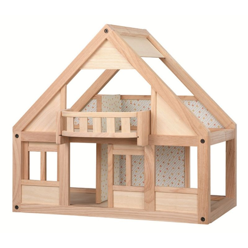 Plan Toys My First Dollhouse, Multicolor