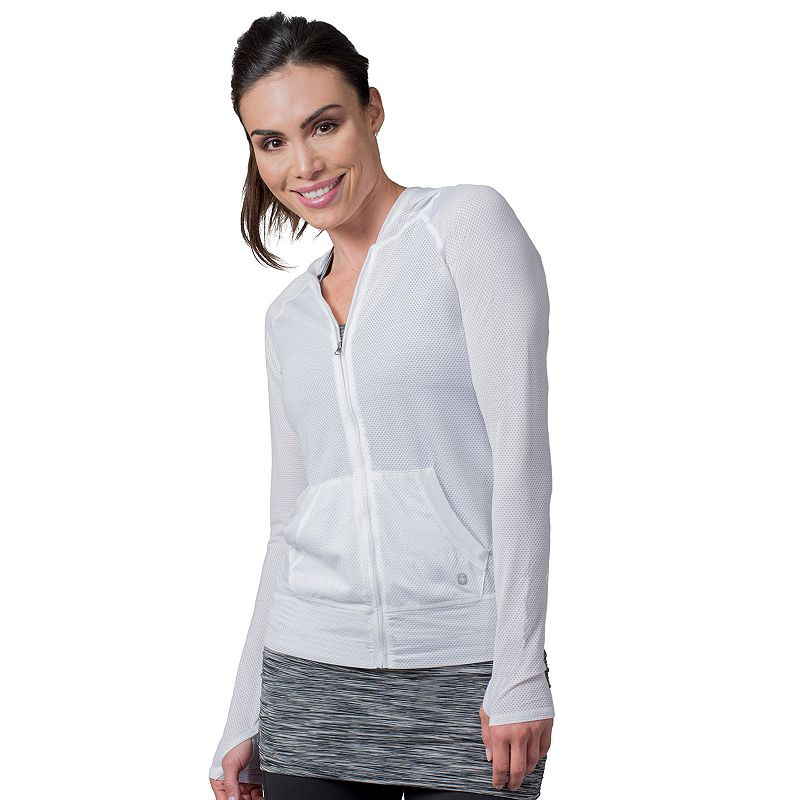 Women's Soybu Wendy Full-Zip Yoga Hoodie