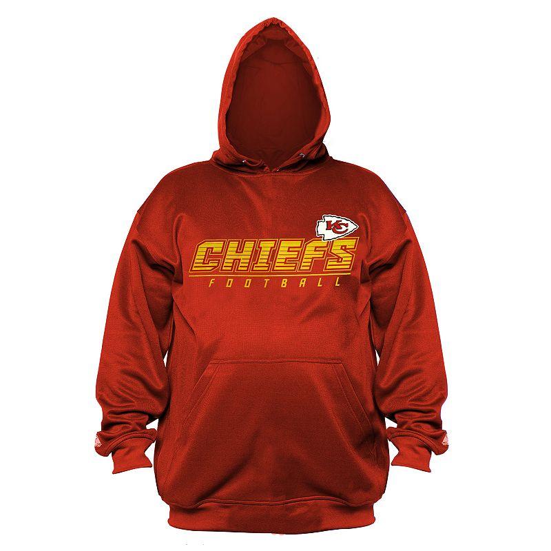 Big & Tall Majestic Kansas City Chiefs Hoodie