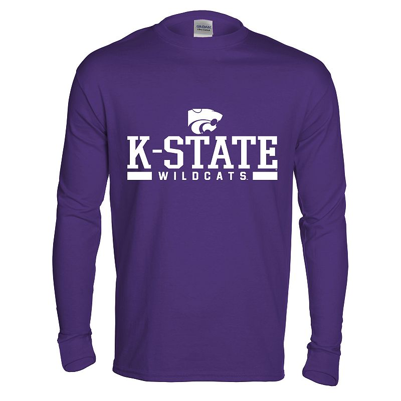 Men's Kansas State Wildcats Cadence Tee