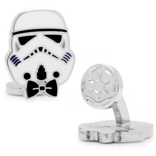Star Wars Storm Trooper Cuff Links