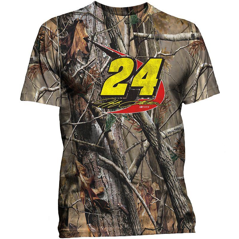 Men's NASCAR Jeff Gordon Swish Tee