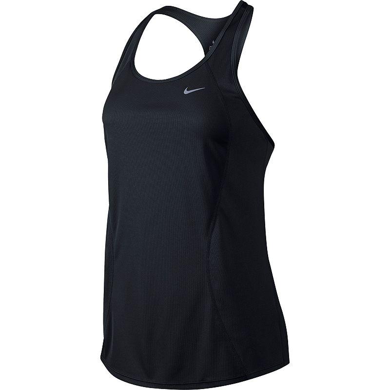 Women's Nike Racer Dri-FIT Scoopneck Racerback Running Tank