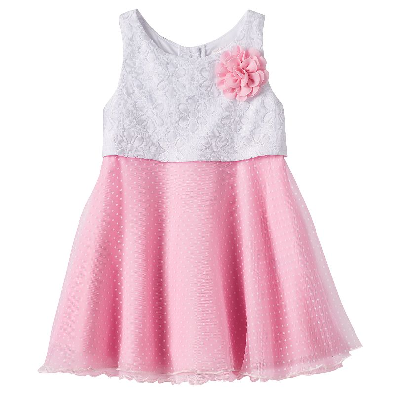Toddler Girl Youngland Dress