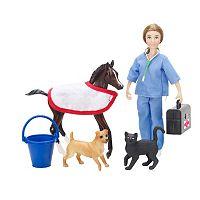 Breyer Classics Veterinarian Care Set