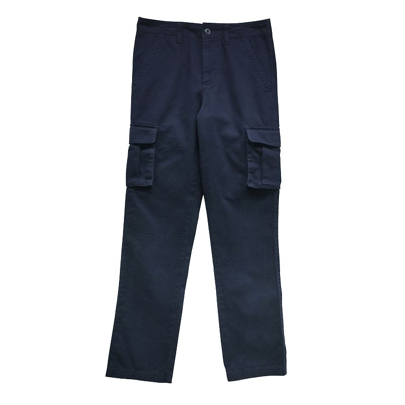 French Toast Boys 4-7 School Uniform Cargo Pants