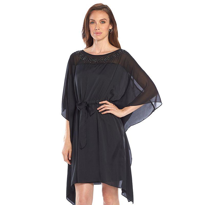 Chaya Embellished Caftan Dress - Women's